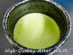 High Quality Matcha